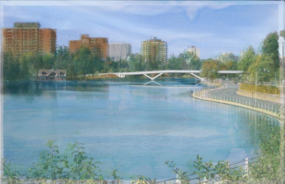Rideau Canal ped and bike bridge is twice the cost of the Dutch Dafne Schippers bridge