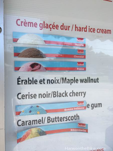 Back in Gracefield: Hard ICe Cream: