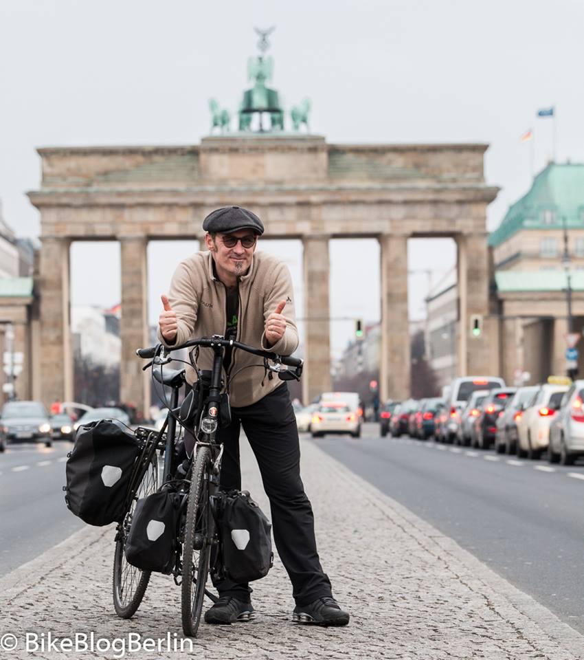 Sven Marx Brandenburg Gate