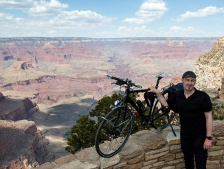 Sven Marx at Grand Canyon