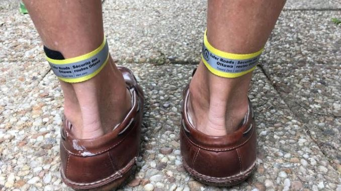 Are ankle bands the solution for the casual summer cyclist?