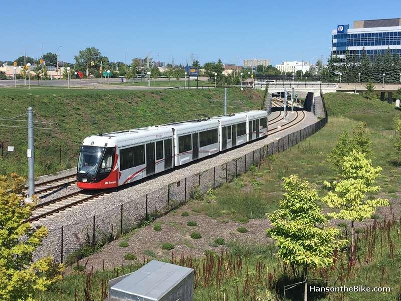 Light Rail in Ottawa