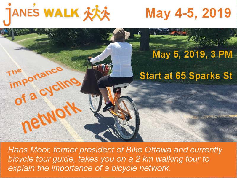 Ottawa's cycling network
