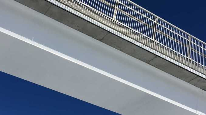 New Flora Foot Bridge Over Rideau Canal Now Open | Hans on ...
