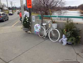 ghost bike ottawa