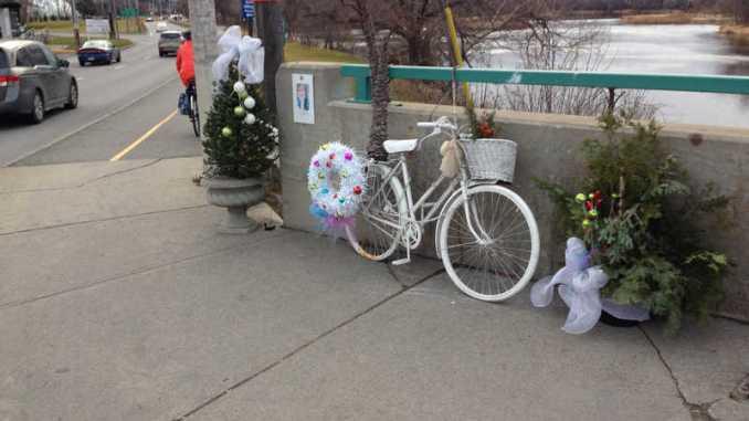 ghost bike ottawa