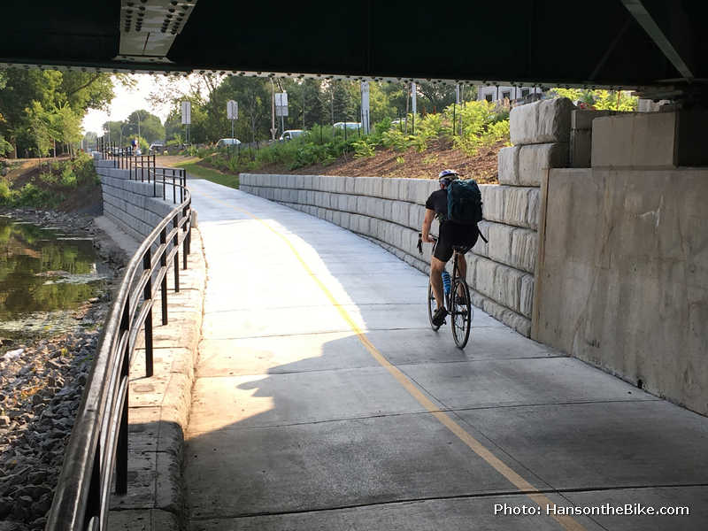 underpass billings bridge