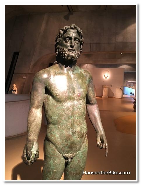 Roman Bronze statue