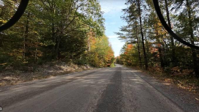 Grvel Road Bellamy rd Ontario