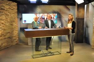 Multimedia-Studio von ERF Medien Schweiz