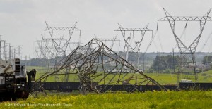 Power Pylon Damage