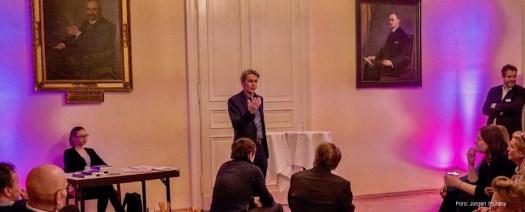 Hans Stoisser in Serendipity Club