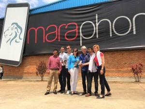 Maraphone in Rwanda