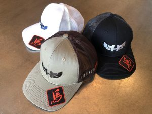 Snapback Trucker Hat 3 Color-ways