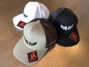 Snapback Trucker Hat 3 Color-ways