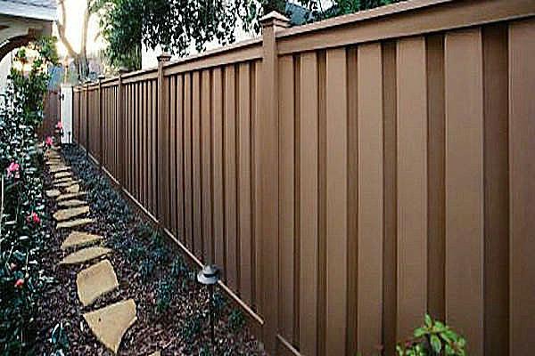 Wood Plastic Fence Hantec Solutions Inc