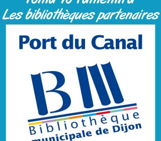 Yomu to Yumemiru – La bibliothèque Port du Canal