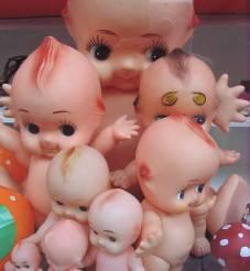 Popart-Puppen