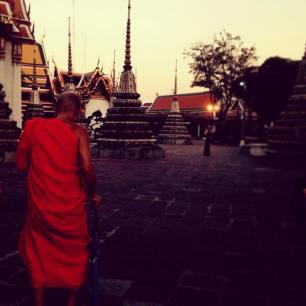 Finding Peace in Bangkok