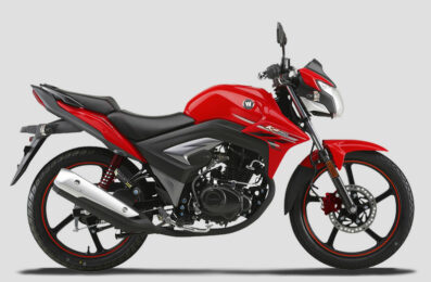 Moto lineal 150cc Haojue KA150
