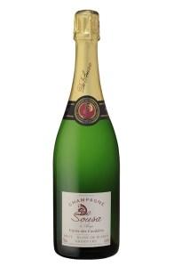 Champagne De Sousa Cuvée des Caudalies Brut Blanc de Blancs Grand Cru