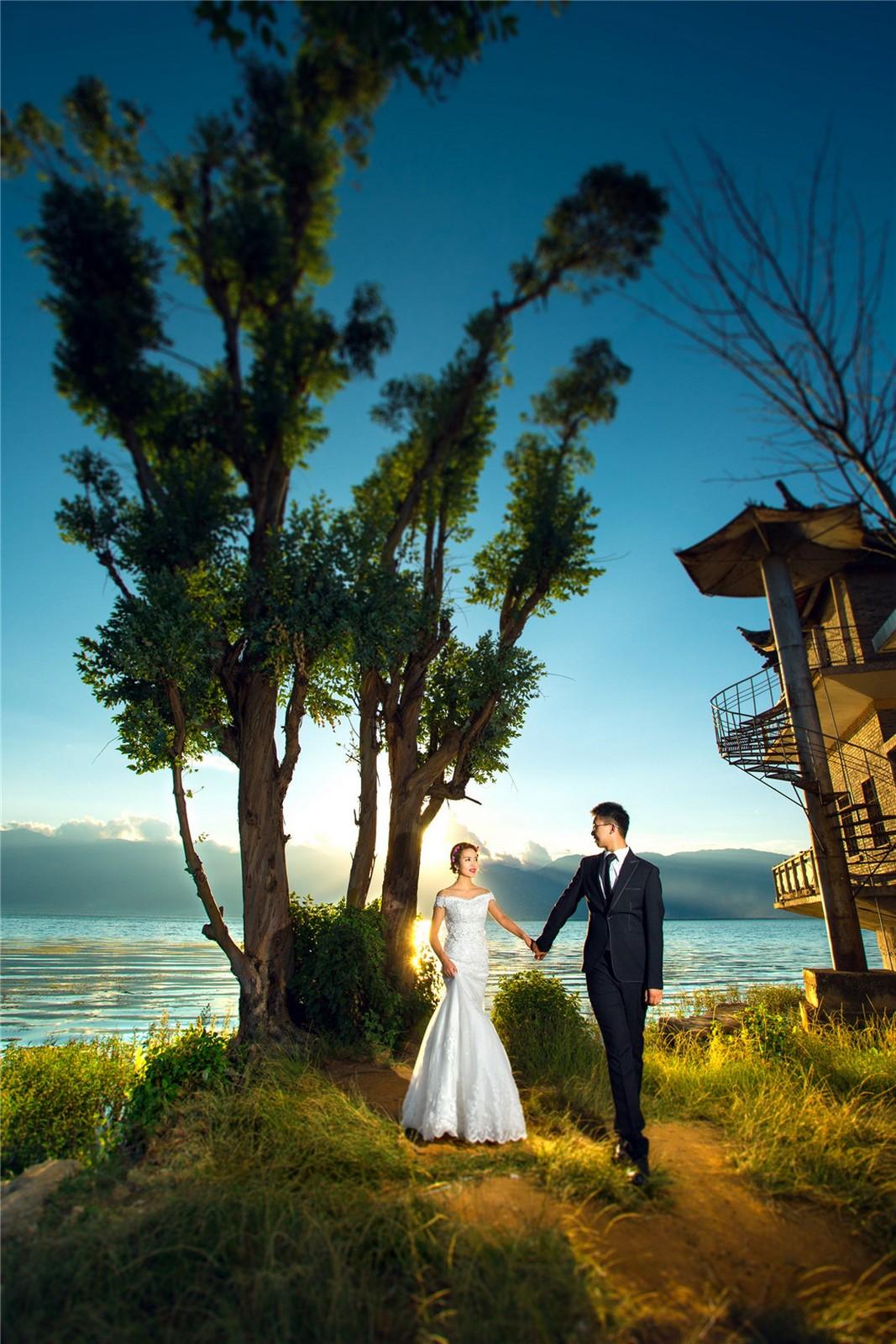 海外婚紗,大陸拍婚紗,海外婚紗推薦, 加入我們的海外婚紗團,一起去雲南大理拍婚紗
