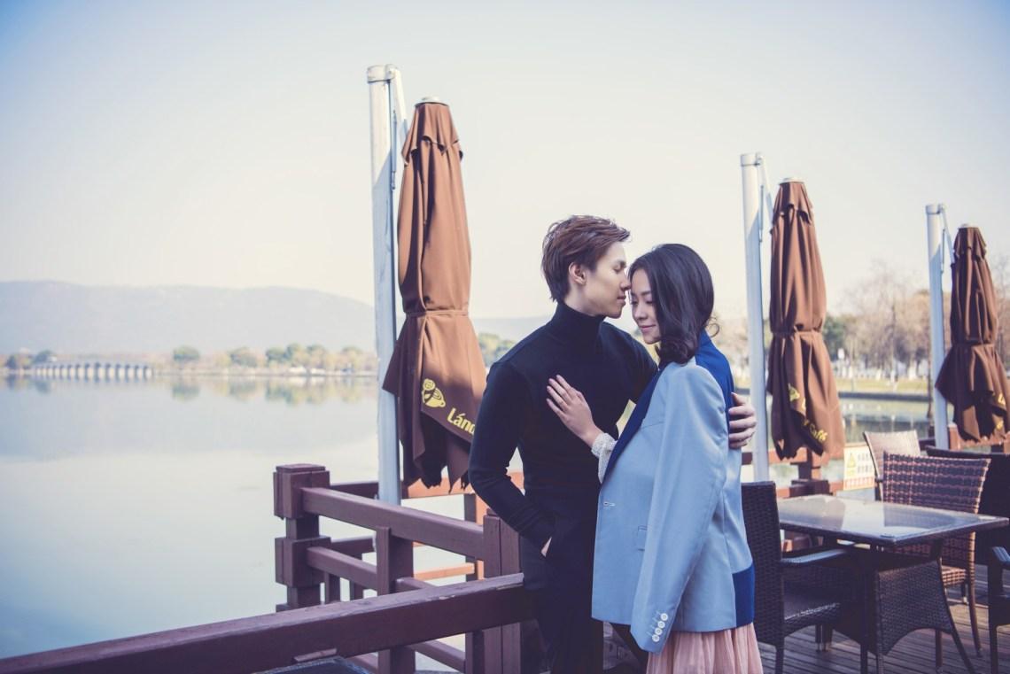 旅行推荐 , 教妳拍出 [ 徐若瑄 ] 的婚纱照风格 海外婚纱摄影