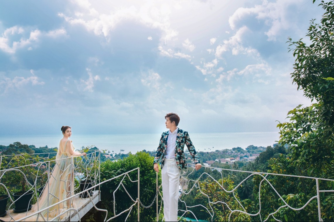 Sumei  Overseas Pre-wedding Photography