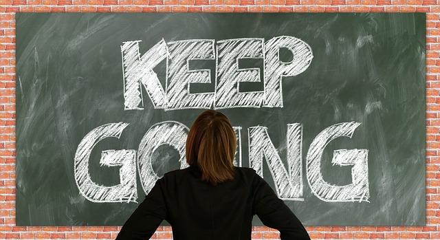 אל תוותרו! התמדה בהחלטות כלכליות