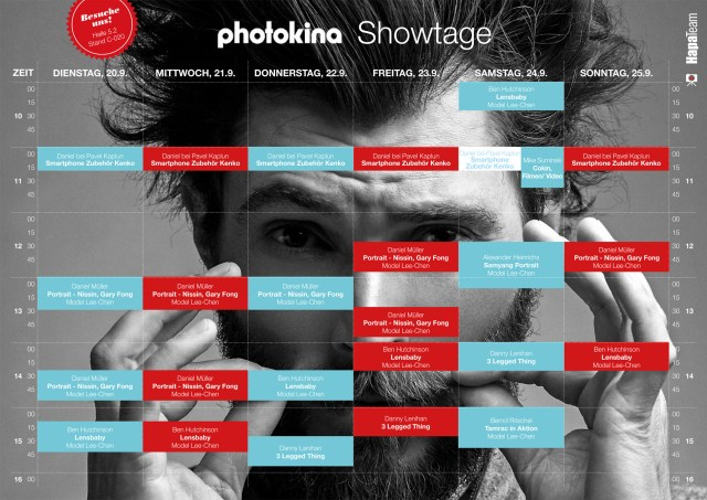 photokina 2016 Events by HapaTeam