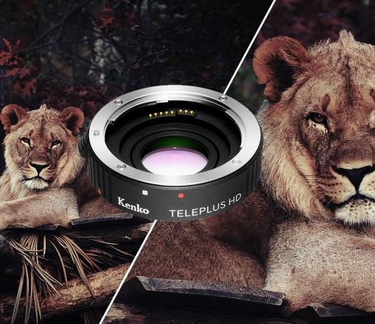 Kenko Teleplus HD DGX Telekonverter