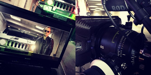 Twinstyle Videodreh mit Tokina Cinemaobjektiven