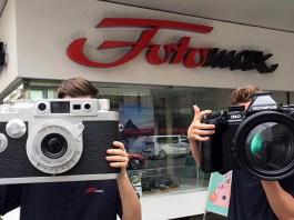 Fotomax Nürnberg - eines der größten Fotofachgeschäfte Bayerns