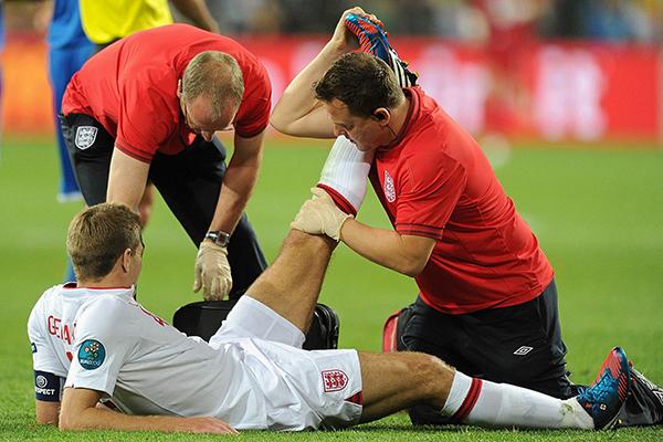 筋肉痛など運動によって生じる身体への症状をあらわす英語