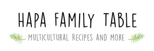Hapa Family Table