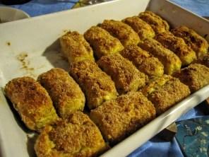 cod fish croquettes