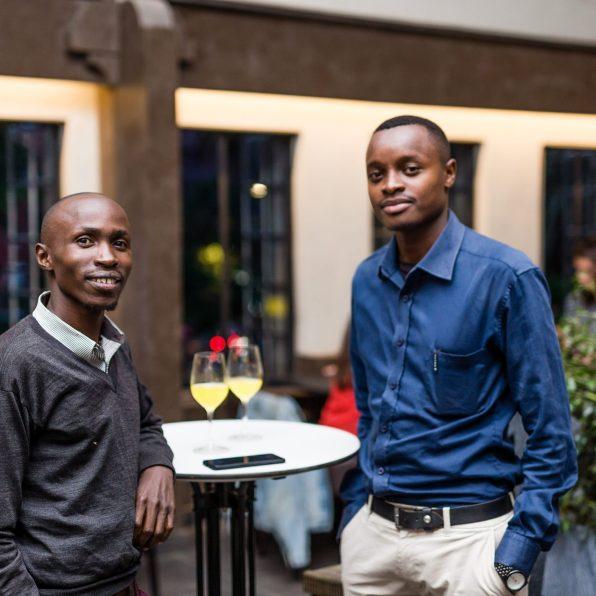 Rodricks Oidi & Kelvin Kipchirchir - Standard