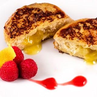 Lemon Curd French Toast
