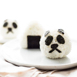 Avocado-Lox Onigiri (Japanese Rice Balls)