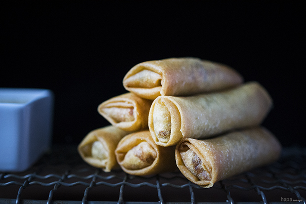 Spring Roll - Stacked