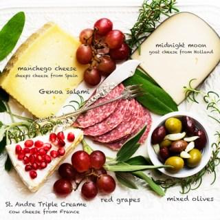 Make a Great Cheese Board