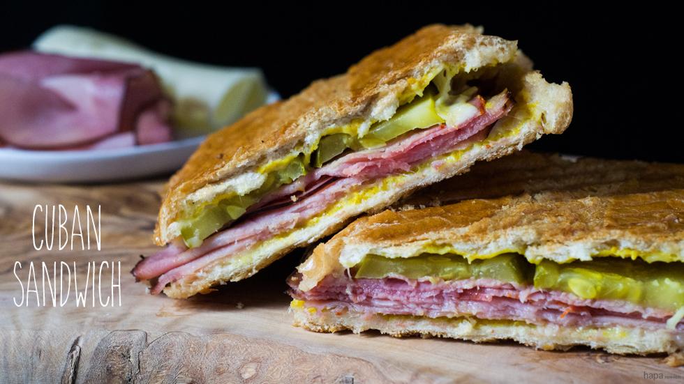 Cuban Sandwich Banner