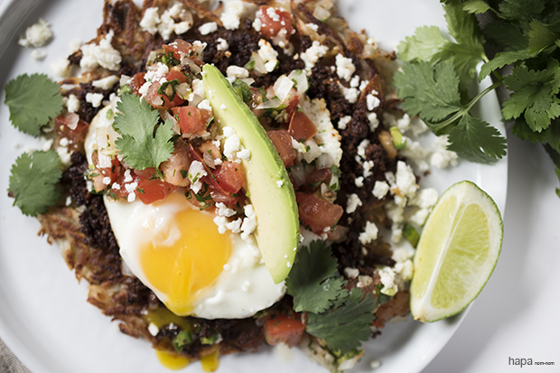 Breakfast Tostada Recipe Banner1