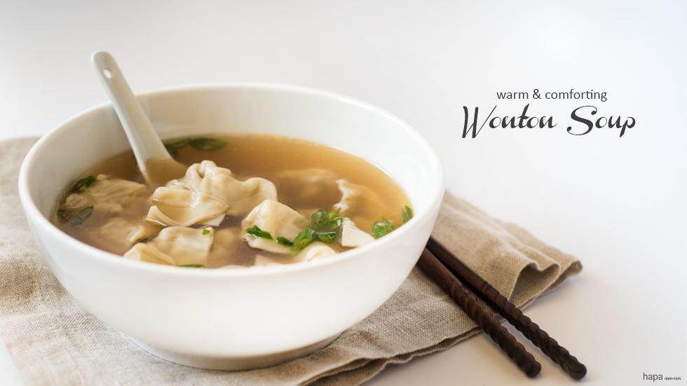 Wonton Soup Banner
