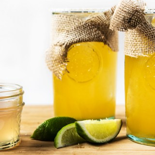 Ginger-Lime Margarita