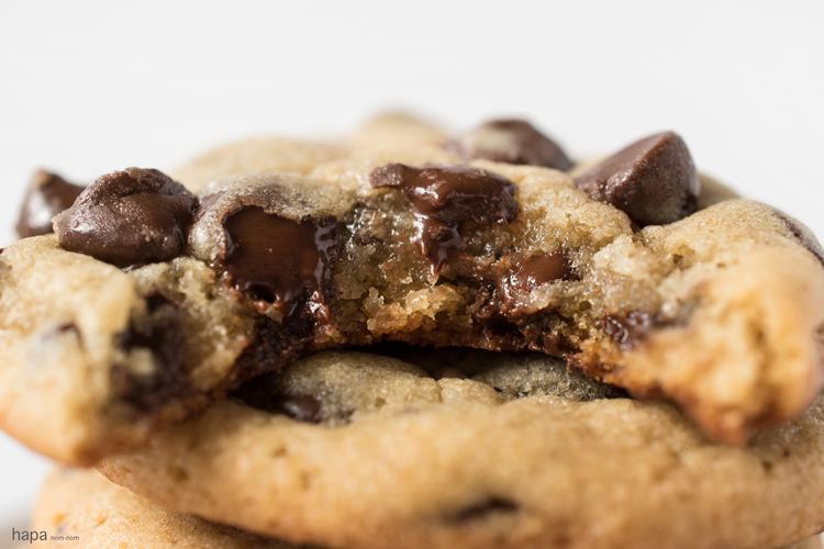 Your tastebuds will be amazed with these Miso Chocolate Chip Cookies. They're the PERFECT blend of salty and sweet!
