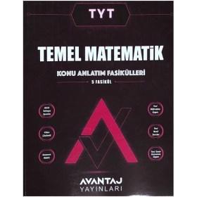 Avantaj Yayınları TYT Temel Matematik Konu Fasikülleri