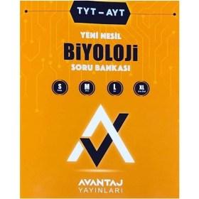 Avantaj Yayınları TYT - AYT Biyoloji Soru Bankası