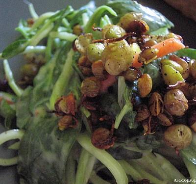 Broccoli Coleslaw Salad for Breakfast