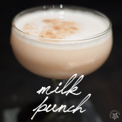 Milk Punch
